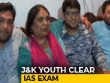 "Video : ""Education Key To Change"": 15 From Jammu And Kashmir Crack IAS Exam"