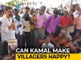 "Video : Kamal Haasan Visits Adopted Village, Draws Up List Of ""What People Want"""