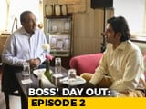 Video: Boss' Day Out: Sameer Nair