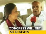 Video : Talking Elections With B S Yeddyurappa