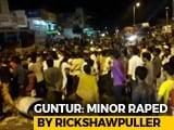 Video : 9-Year-Old Raped by Man, 50, In Andhra Pradesh's Guntur