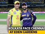 Video : Can Home Advantage Benefit Kolkata Against Chennai?