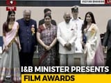 Video : National Film Awards Event Amid Row Over President Not Giving All Awards
