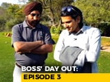 Video : Boss' Day Out: Harinder Sikka