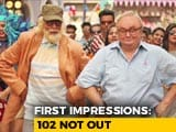Video : First Impressions Of <i>102 Not Out</i>