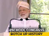 Video : In PM Modi-Congress Sparring In Karnataka, Bloopers In Military History