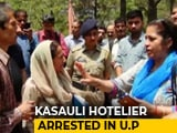 "Video : ""She Just Wouldn't Relent"": Hotelier Who Killed Himachal Officer"