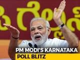 "Video: Bengaluru Turned Into A ""Valley Of Sin"": PM Modi Attacks Siddaramaiah"