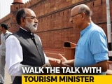 Video: Taj Mahal Is Next In Line, Says KJ Alphons, Undaunted By Red Fort Row