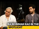 Video: My Process As An Actor Is Simple: Rajkummar Rao