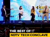 Video : Highlights of the NDTV Tech Conclave