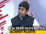 Video: Aditya Mukarji: The 14-year Old Swachh Warrior