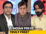 Video : The Big Fight: Is Press Freedom Under Threat In India?