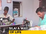 Video : Rural Men From Coimbatore Find Their Niche In Stitching