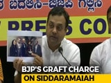 """Video: BJP Attacks Siddaramaiah With """"Declared Absconder"""" Link, He Rebuts Charge"""