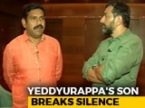 Video: Father Got A Call, Told Me Not To File Nomination: BS Yeddyurappa's Son