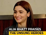 Video : Do We Know The True Meaning Of Patriotism? - Alia Bhatt