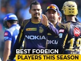 Video : IPL 2018: Who Has Been The Best Foreign Player So Far?