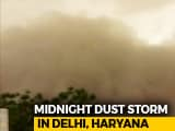Video: Delhi And Suburbs On Storm Alert, Advice For Schools And Metro