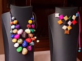 Video: Bringing Fabric Jewellery To The Spotlight Is Designer Paulami Saha