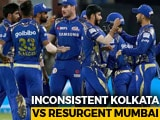 Video : IPL 2018: Kolkata's Eden Gardens Is Mumbai Indians' Home Away From Home