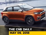 Maruti Vitara Brezza AMT Launched, Triumph Tiger 1200, Kia Niro EV Revealed