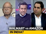 Video : Walmart vs Amazon In India: Will Consumer Be The King?