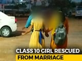 Video : Last-Minute Rescue As Parents Marry Off 15-Year-Old To Creditor In Hyderabad