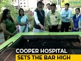 Video: Waste To Wealth: Mumbai's Cooper Hospital Sets The Bar High