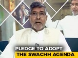 Video: Seen Drop In Child Sex Abuse In Homes With Toilets: Kailash Satyarthi