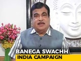 Video: 70 To 80 Per Cent Of The Ganga Will Be Cleaner By March 2019: Nitin Gadkari