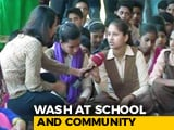 Video: More Toilets Lead To Rise In Attendance In Jatpur School, Alwar