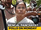 Video : West Bengal Panchayat Polls Finally Have A Date: May 14