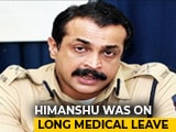 Video : High Profile Mumbai Police Officer Himanshu Roy Allegedly Commits Suicide