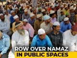 Video : 76 Duty Magistrates Appointed In Gurgaon To Oversee Friday Prayers