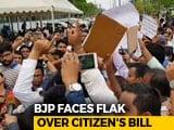 Video : Citizenship Bill Triggers Protests Across Assam, Allies Threaten To Quit