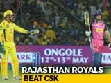 Video: IPL 2018: Jos Buttler's Unbeaten 95 Helps Rajasthan Royals Outplay CSK