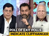 Video: Poll Of Exit Polls Shows Hung Assembly In Karnataka, BJP Ahead