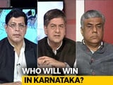Video: Poll Of Exit Polls Shows Hung House In Karnataka, BJP Largest