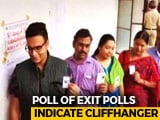 Video: BJP Ahead In Karnataka Cliffhanger, Deve Gowda Kingmaker, Say Exit Polls
