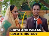 Video : Kerala Transsexual Couple Ties The Knot Legally, After Sex Affirmation Surgery