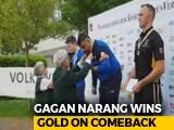 Gagan Narang Makes A Comeback To 10-M Air Rifle, Strikes Gold