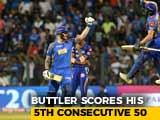 IPL 2018: Jos Buttler Powers Rajasthan Royals To A Key Win vs Mumbai Indians
