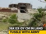 "Video : ""Politically Motivated"": Nirmal Singh On Army No To House Near Ammo Depot"