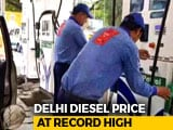 Video : Petrol, Diesel Prices Hiked After A Gap Of 19 Days