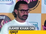 Video : Aamir Khan's Mistake While Shooting The Climax Of <i>QSQT</i>