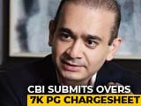 "Video : Nirav Modi Named As ""Wanted Accused"" In First Chargesheet On PNB Scam"
