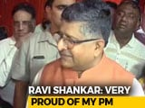 Video: Divisive Campaign Of Congress Against My Party Failed: BJP's Ravi Shankar Prasad