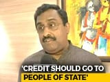 "Video: ""BJP's Southward March Has Begun,"" Says Party Leader Ram Madhav"