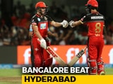 Video : IPL 2018: Small Contributions Are A Big Help For RCB